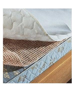 Drap de cuivre - Natte 90 x 190 cm