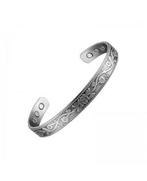 Bracelet avec aimants cuivre anti inflamations - Volubilis