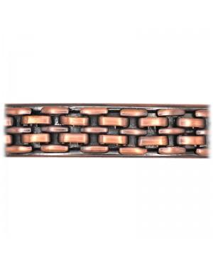 Bracelet cuivre avec aimants néodyme - Yucca