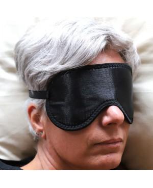 Masque magnétique relaxant 16 aimants pour un sommeil réparateur