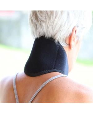 Collier pour les cervicales et épaules, magnétique avec 4 puissants aimants Néodyme