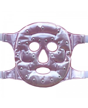 Masque de beauté magnétique avec 24 aimants et gel anti-rides - Betyna