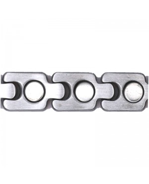 Bracelet aux anti-inflammatoires et apaisantes 15 aimants en acier inox - Mélèze