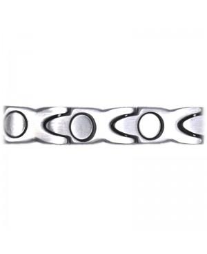 Bracelet magnétique avec 12 aimants en inox- Tamaris