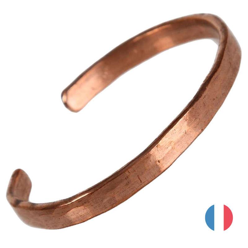 design de qualité 48296 4d1ba Bracelet Magnétique en Cuivre BRUNELLE - 6 aimants - 16cm